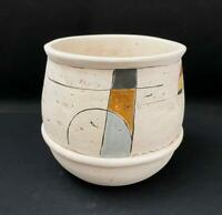 SHELLEY MAISEL SOUTH AFRICAN CERAMIC POT SIGNED POTTERY