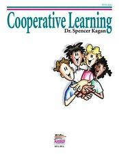 Kagan Cooperative Learning by Dr. Spencer Kagan 1994 Paperback All Grades
