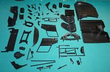 Jaguar E-Type XK-E Coupe Monogram Black Parts Interior Susp. Engine Etc.