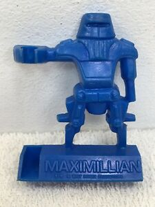 VINTAGE 1979 DISNEY BLACK HOLE  FIGURAL PENCIL HOLDER BLUE MAXIMILLIAN