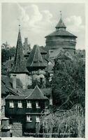 Ansichtskarte Nürnberg Stadtmauerpartie am Neutor (Nr.9246)