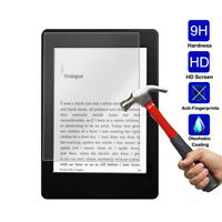 Clear Tempered Glass Film Screen Protector for Amazon Kindle Paperwhite 1/2/3 Ea