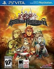 GRAND KINGDOM VIT NEW VIDEO GAME