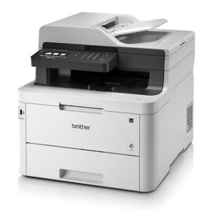 100Brother MFC-L3770CDW All-in-One A4 Colour Multifunction Laser Printer - 24ppm
