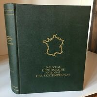 Nuevo Diccionario Nacional Las Moderna 4e Ed. 1966