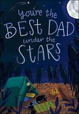 Leanin' Tree Father's Day Card - Best Dad Under the Stars Theme - ID#533