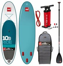 Red Paddle Set 10.8' inkl. Paddel Familienboard TenEight Surfer RedAir SUP Board