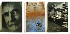 Journal of Big Bend Studies - Volumes 21, 22 & 23