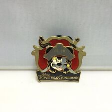 Walt Disney World Theme Park Pin Pirates of the Caribbean Mickey the Pirate 2009