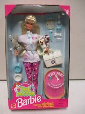 1996 Pet Doctor Barbie