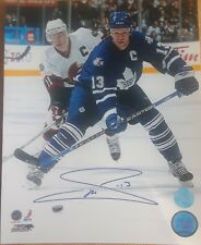 Mats Sundin Toronto Maple Leafs 8x10 Photo Signed Autograph Reprint