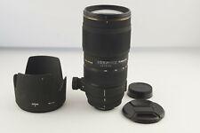 Sigma APO EX DG AF 70-200mm 1:2.8 II HSM II Macro Nikon F Mount # 5332