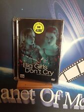 big girls don't cry*DVD*NUOVO