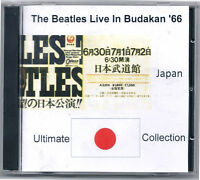 Beatles Live Complete Concert in Budakan, Japan '66 2 DVD set