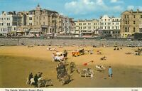 Postcard - Weston-Super-Mare - The Sands