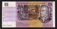 Australia R-203.  (1969) 5 Dollars -  Phillips/Randall..  gVF - Crisp
