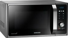 Samsung Microwelle MS23F301TAS-EO - Keramik-Innenraum - 23L Volumen - Neu OVP