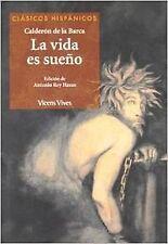 La Vida Es Sueño. Coleccion Clasicos Hispanicos.. ENVÍO URGENTE (ESPAÑA)