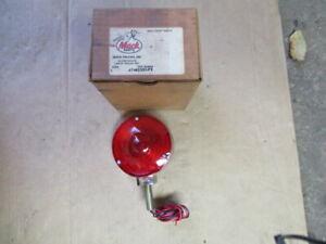 Vintage Mack Lights 47M0251-P2 Grote 5600 Dual Amber Red Light NOS