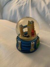 London Souvenir Snow Globe