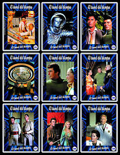 THE TIME TUNNEL - 25 COLLECTIBLE CARDS - BLUE BOX - ARGENTINA! - NIB