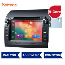 """7"""" Android 6.0 Car Radio DVD Player GPS Navi Bluetooth Unit for Fiat Ducato 7-16"""