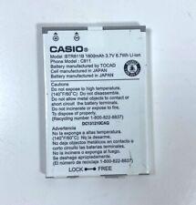 Casio BTR811B 1800mAh 3.7V for G'zOne Commando 2 4G LTE C811