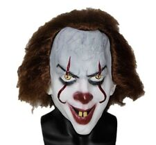 Stephen King's It Mask Pennywise Clown Halloween New 2017 -US Seller-