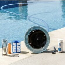 New listing Solar Powered Pool Ionizer Kills Algae Less Chlorine Above Ground & In-Ground