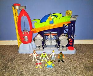 Imaginext Toy Story Pizza Planet and ×6 figures by Mattel