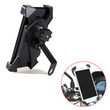 Motorcycle Handlebar Cell Phone Mount Mobile Phone Holder Bracket Accessories