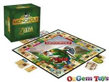 Monopoly 8 players Board & Traditional Games