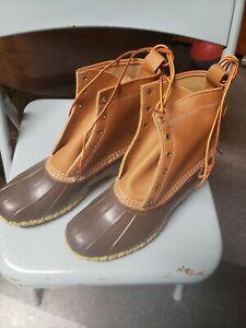 New LL BEAN Boots 10m