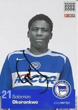 AK 888 Solomon Okoronkwo Hertha BSC Berlin