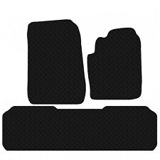 Citroen Xsara Picasso 02 - 09 Black Floor Rubber Tailored Car Mat 3mm 3pc Set