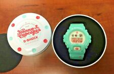 CASIO G-Shock x Johnny Cupcakes Limited Edition