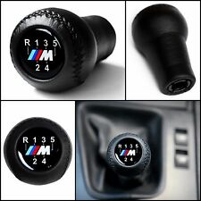BMW M 5 SPEED GEAR LEVER SHIFT KNOB E30 E34 E36 Z3 E38 E39 E46 E53 X5 M3 M5 M6
