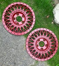 "16"" compomotive 5x112 CXN  Split Rims centres audi mercedes vw bbs CX601 alloy"
