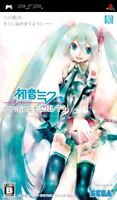 USED PSP Hatsune Miku Project Diva