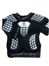 🏉 Optimum Child's Age 10-14 Rugby Protective Padded Top 🏉
