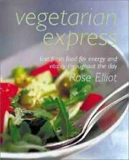 Vegetarian Express: Fast Fresh Food for Enery and Vitality Throughout the Day