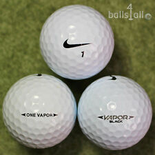 50 Golf Balls Nike One Vapor Mix AAA/AAAA Quality Lakeballs Used Balls