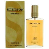 Stetson By Coty Cologne Spray for Men 2.25 oz New Boxed