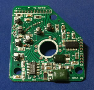 PCB Capstan Motor Replacement for Tascam 238 and Tascam 122MKIII MK3 MKIII, NEW