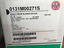goodman amana US Motors 0131M00271S Blower Motor 3/4HP 120/240V 1250RPM 50/60Hz