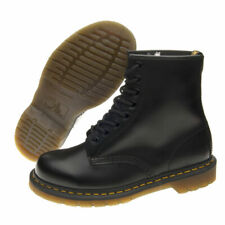 95ebf605262e Dr. Martens 1460 Smooth Leather Ankle Boots - Size UK 7, Black
