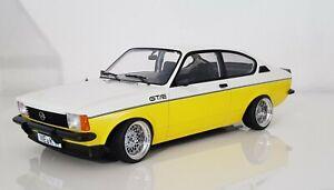 Opel Kadett C GTE 1:18 Umbau Tuning 1:18 Youngtimer 1:18 Einzelstück 1:18