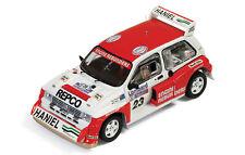 1/43 MG Metro 6R4  Repco - Haniel  Lombard RAC Rally 1986  T.Teesdale