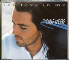THOMAS ANDERS - the love in me  3 trk MAXI CD  1994