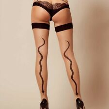 Agent Provocateur Serpens Snake Hold Ups - Size S / Small